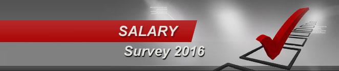 [Salary Survey 2016]