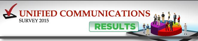 [Unified Communications Survey 2015]